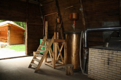 Музей народного быта и старинных технологий  BR в Беловежской пуще