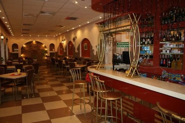 Кафе  Алеся   в Беловежской пуще