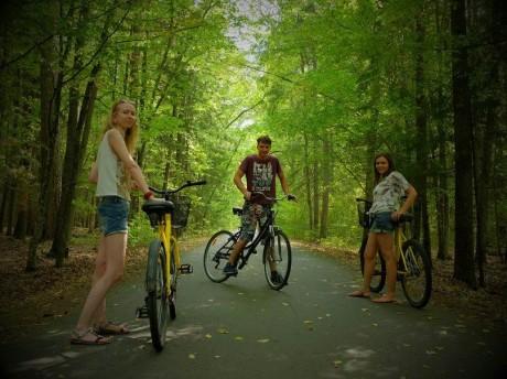 Велопрокат  в Беловежской пуще