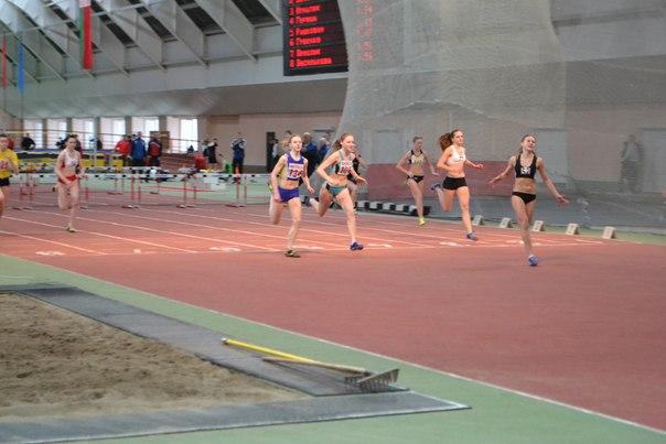 соревнование по бегу  BR Дворец легкой атлетики  г. Гомель  Беларусь