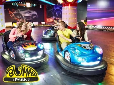 Молодежный развлекательный центр  Bumper Park   г. Минск  Беларусь