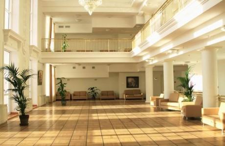 Выставочный зал  Дом Москвы  г. Минск  Беларусь