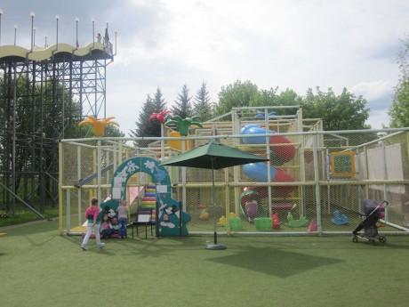 Детская площадка BR Парк развлечений  Дримлэнд  DreamLand