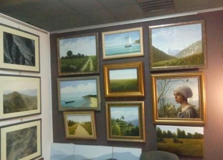 Арт-галерея Геннадия Миронова  Andes   г. Минск  Беларусь