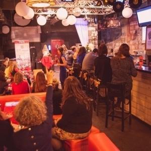 вечеринка в кафе  Лофт   BR г. Минск  Беларусь