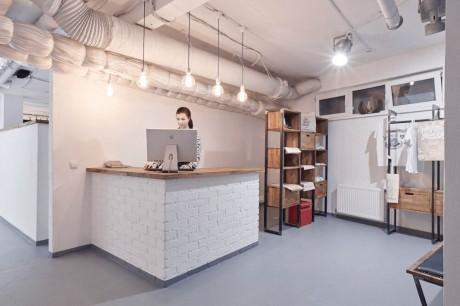 Магазин дизайнерских вещей