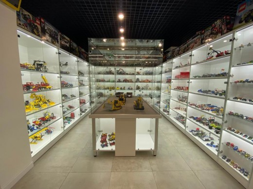 "Музей Lego ""Las-Legas""  г. Минск  Беларусь"