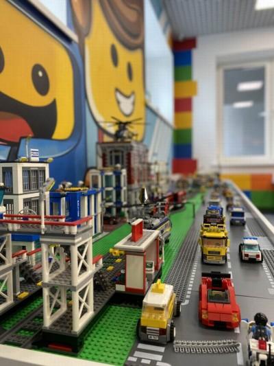 """Игровая комната Lego """"Las-Legas""""  г. Минск  Беларусь"""