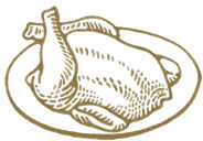 Блюда из птицы Ресторан-бистро  Лидо   г. Минск  Беларусь