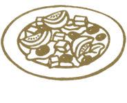 Салаты и закуски Ресторан-бистро  Лидо   г. Минск  Беларусь