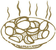 Блюда из картофеля Ресторан-бистро  Лидо   г. Минск  Беларусь