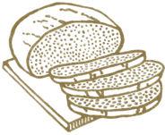 Хлеб  Ресторан-бистро  Лидо   г. Минск  Беларусь