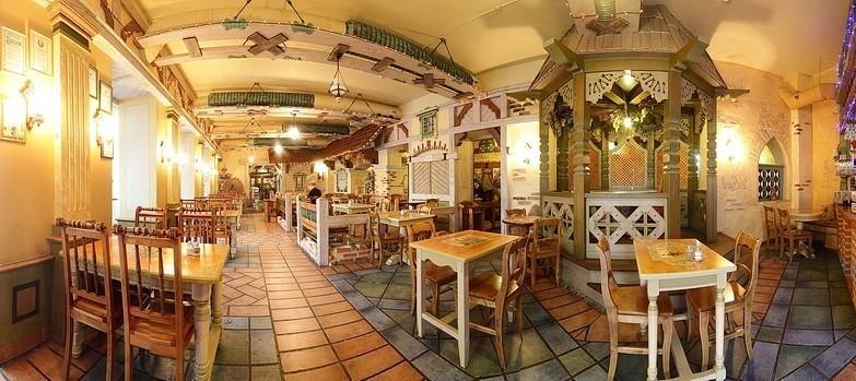 ресторан  Лидо  на площади  Независимости   г. Минск  Беларусь