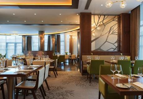ресторан  Арбореа  BR отель Ренессанс  Renaissance  BR г. Минск  Беларусь