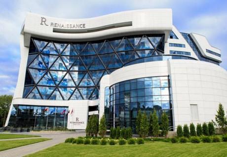отель Ренессанс  Renaissance Minsk   г. Минск  Беларусь