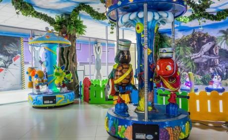 Игровые аппараты и аттракцины  BR Парк развлечений  Динозаврия   г. Минск  Беларусь