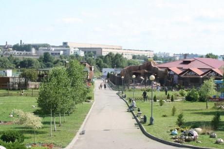 Минский зоопарк  г. Минск  Беларусь