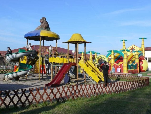 Детская площадка   BR  Минский зоопарк