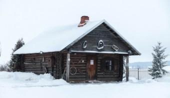 Дом завозника   Дудутки  Беларусь
