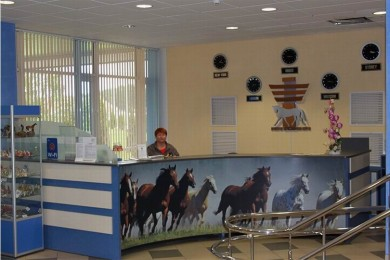 Гостиничный комплекс  Ратомка   Центр Конного Спорта Минский район  аг Ратомка