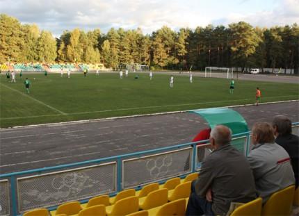 Стадион ДОСААФ