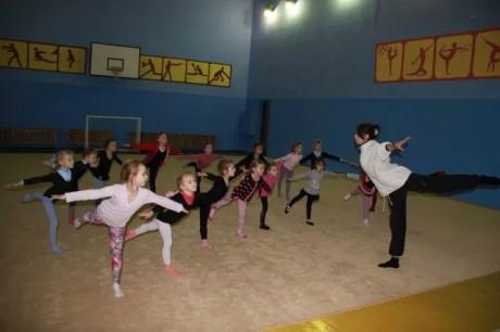 Художественная гимнастика - Рогачевская детско-юношеская школа №1  ДЮСШ