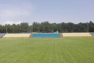 Стадион - Рогачевская детско-юношеская школа №1  ДЮСШ