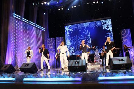 Концерт Арт-группы  Беларусы