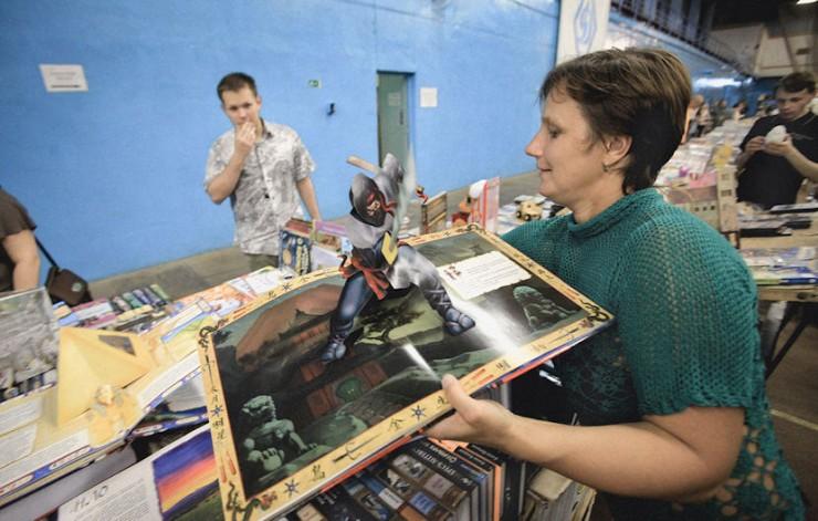 Детские обьемные книжки  Ночная книжная ярмарка  выставка  г. Минск  Беларусь
