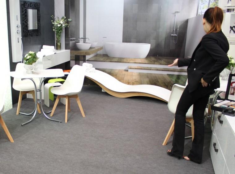 Мебель для ванны  на выставке  Мебель - 2017  г. Минск  Футбольный Манеж  с 14 по 17 сентября 2016 года