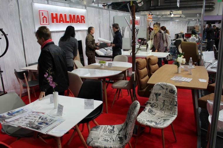 Мебель на кухню   столы  стулья  на выставке  Мебель - 2017  г. Минск  Футбольный Манеж  с 14 по 17 сентября 2016 года