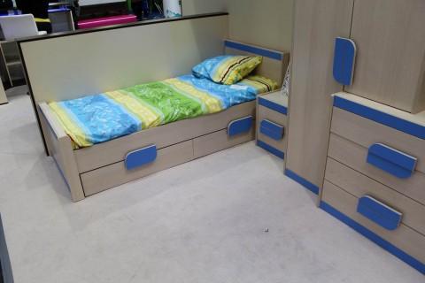 Детская кроватка  на выставке  Мебель - 2017  г. Минск  Футбольный Манеж  с 14 по 17 сентября 2016 года