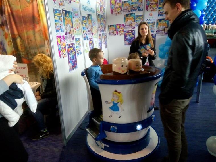 Выставка  BabyExpo    15 апреля 2017  г. Минск  Дворец Спорта