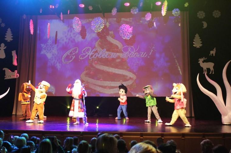 Фото:  Новогодний Щенячий патруль   7 января 2018  г. Минск  Концертный зал  Минск