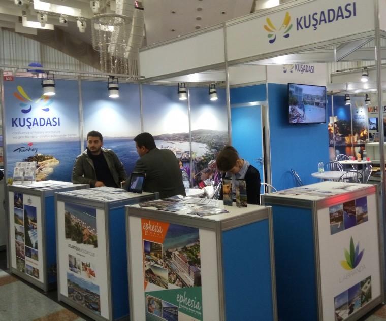 Кушадасы  Турция   на  туристической выставке  Отдых-2017   10 апреля 2017 Выставочный комплекс  БелЭкспо   Минск