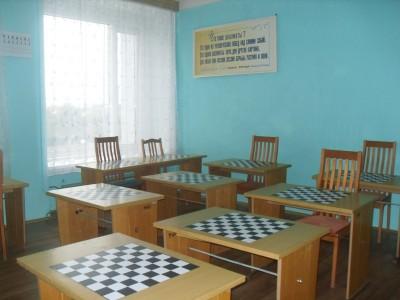 Шахматно-шашечный клуб <BR>(Спортивный комплекс 'Гармония' , г. Речица , улица Советская, 38)