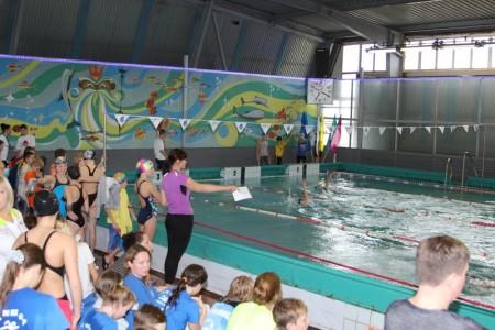 Обучение плаванию детей <BR>(мальчики с 7 лет, девочки с 7 лет) <BR>(Физкультурно-оздоровительный комплекс 'Надежда' , г. Речица , ул. Светлогорское шоссе, 1)