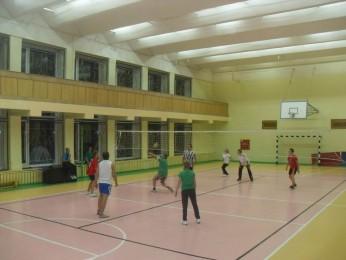 Волейбол <BR>(Спортивный комплекс 'Гармония' , г. Речица , улица Советская, 38)