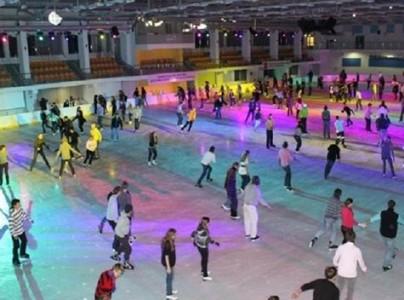 Катание на коньках <BR>(Ледовый дворец , г. Брест , ул. Московская, 151)