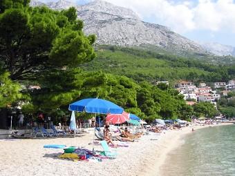пляж Брела