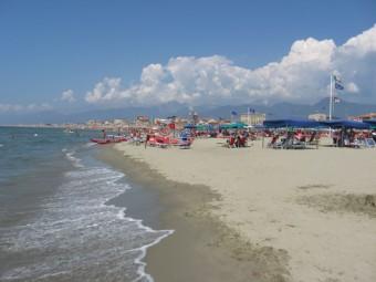 пляж Виареджио