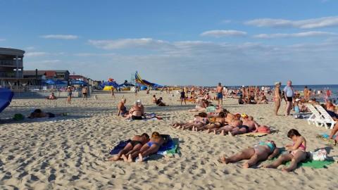 Пляж  на базе отдыха  Рось   в 17:55  14 августа 2016  BR  Затока  Одесская область  Украина