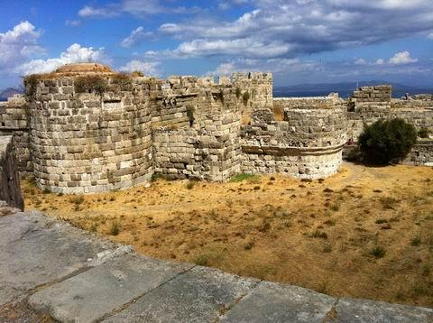 Крепость в Косе
