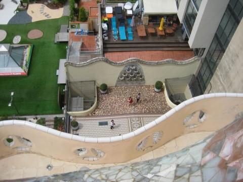 Дом Бальо  достопримечательность  BR г. Барселона  Испания