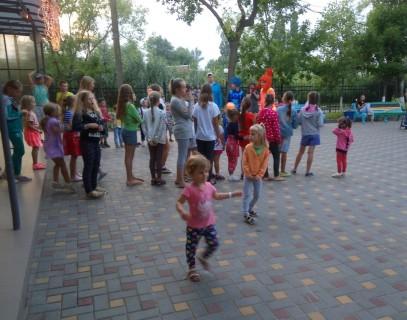 Фиксики   детский конкурс  База отдыха  Рось   Затока  Украина  время 20:25  13 июля 2017