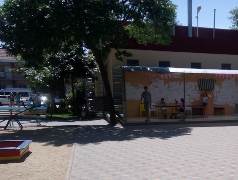 Настольный теннис  База отдыха  Рось   время 14:30  12 июля 2017