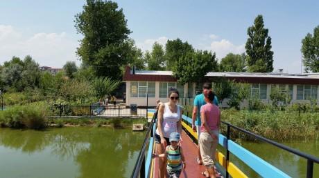 Столовая   16 июля 2017  База отдыха  Рось   Украина  Одесская область  Затока