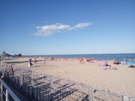 Пляж  море   14 июля 2017  База отдыха  Рось   Украина  Одесская область
