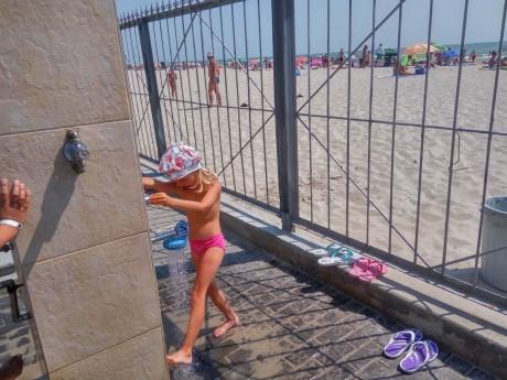 Душ   16 июля 2017  База отдыха  Рось   Украина  Одесская область