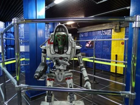 Детский центр  Dark Ride   космическая станция    BR в здании аквапарка  Лебяжий   г. Минск  Беларусь